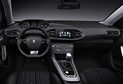 Peugeot 308 - Cockpit