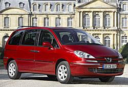 Peugeot 807 - Seitenansicht