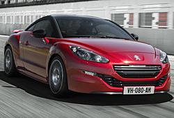 Peugeot RCZ R - Frontansicht