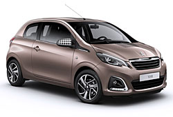 Peugeot 108 - Frontansicht