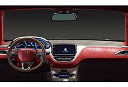 Peugeot 2008 Castagna - Cockpit