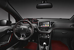 Peugeot 208 GTi 30th - Interieur