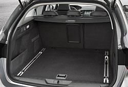 308 SW - Blick in den Kofferraum