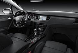 Peugeot 508 - Cockpit