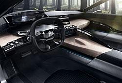 Peugeot Exalt - Interieur