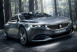 Peugeot Exalt - Frontansicht