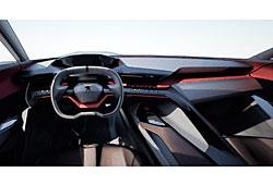 Peugeot Quartz - Interieur