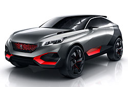 Peugeot Quartz - Frontansicht