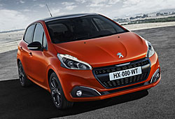 Peugeot 208 - Frontansicht