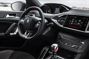 Peugeot 308 GTi - Innenraum