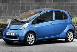 Peugeot iOn - Viersitziges Elektroauto