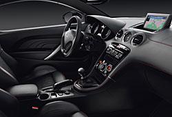 Peugeot RCZ GT-Line - Innenraum
