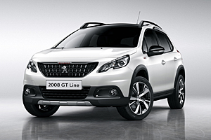 Peugeot 2008 GT-Line