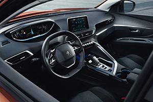 Peugeot 3008 - Innenraum