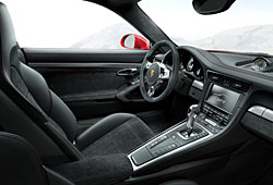 Porsche 911 GT3 - Innenraum