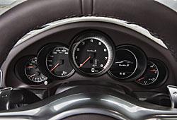 Porsche 911 Turbo S - Instrumente