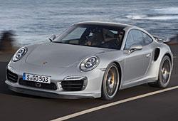 Porsche 911 Turbo S - Frontansicht