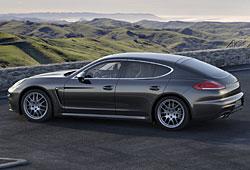 Porsche Panamera Executive - mit verlängertem Radstand