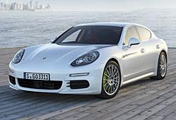 Porsche Panamera S E-Hybrid - Frontansicht