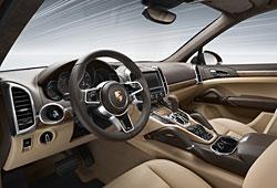 Porsche Cayenne GTS - Interieur