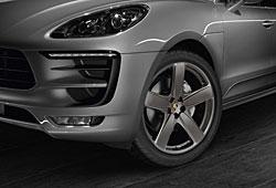 Porsche Macan 21-Zoll-Sport-Classic-Leichtmetallrad