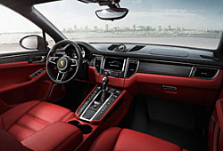 Porsche Macan - Innenraum