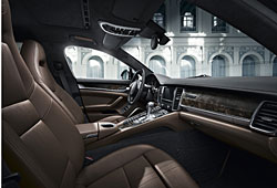 Porsche Panamera Exclusive Series - Interieur