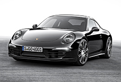 Porsche 911 Carrera Coupé Black Edition