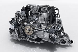 Boxermotor für Porsche 911