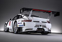 Porsche 911 GT3 R - Heckansicht