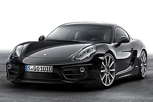 Porsche Cayman Black Editiion