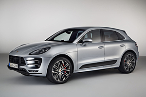 Porsche Macan Turbo mit Performance Paket
