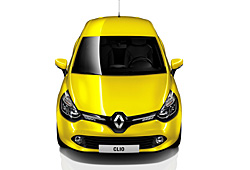 Renault Clio Frontansicht