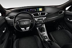 Renault Scénic Xmod: Cockpit