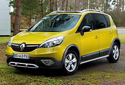 Renault Scénic Xmod: Geländetauglich