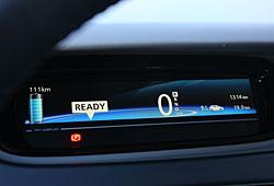 Renault Zoe - Anzeigeninstrument