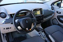 Renault Zoe - Innenraum