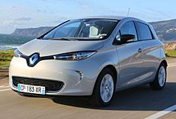 Renault Zoe - Frontansicht