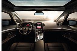 Renault Espace - Cockpit