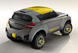 Renault Kwid Concept - Heckansicht