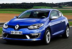 Renault Mégane Coupé - Frontansicht