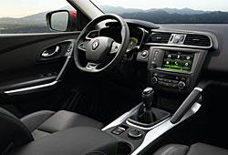 Renault Kadjahr - Interieur