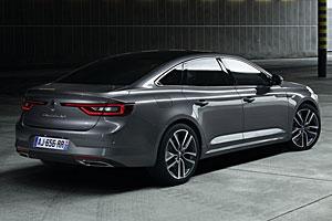 Renault Talisman - Seitenansicht
