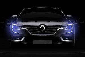 Renault Talisman - Front
