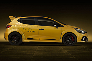 Renault Clio R. S. 16 - Seitenansicht