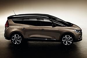 Renault Grand Scénic - Seitenansicht