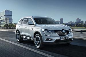 Renault Koleos - Außenansicht
