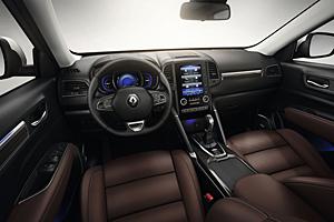 Renault Koleos - Cockpit