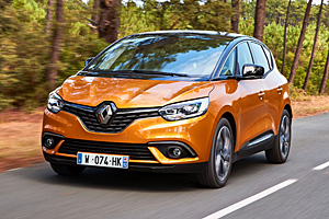 Renault Scénic - vierte Generation