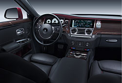 Rolls-Royce Ghost Series II - Cockpit